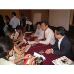20080817 MIRC - SME Dialogue with Deputy Minister - Ministry of Finance (Dato Kong Cho Ha)