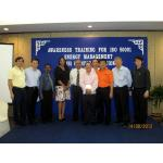 20120814-Awareness Training for ISO 50001 Energy Management [EnMS] & Implementation for SMEs