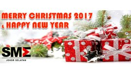 MERRY CHRISTMAS 2017 AND HAPPY NEW YEAR 2018 (DEC 25, MON)<br>恭祝各界2017年圣诞节愉快与2018年新年愉快!
