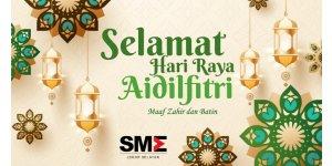 SELAMAT HARI RAYA AIDILFITRI 2021 <br>恭祝各界开斋节2021愉快!