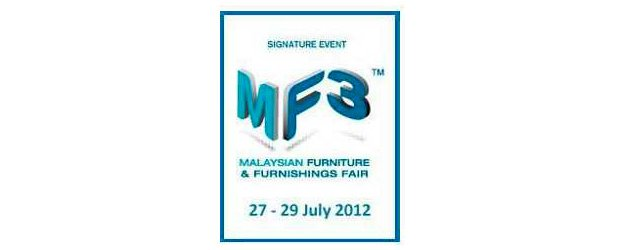 Malaysian Furniture & Furnishings Fair (MF3) 2012