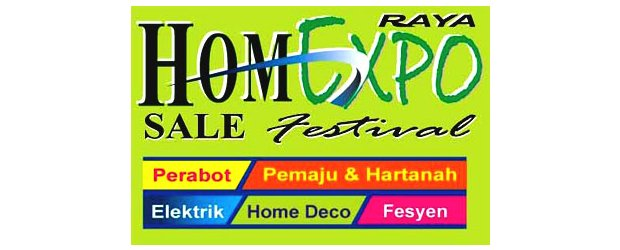Raya Home Expo Sale Festival(August 3 - 5, 2012)
