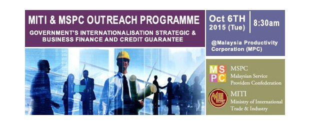 MITI & MSPC OUTREACH PROGRAMME �C SEMINAR ON GOVERNMENT