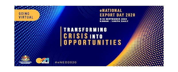 eNATIONAL EXPORT DAY (eNED) 2020 (SEPT 8~10)